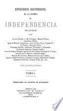 Episodios históricos de la guerra de independencia