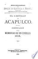 Episodios históricos mexicanos: El castillo de Acapulco