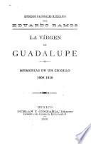 Episodios históricos mexicanos: La Vírgen de Guadalupe