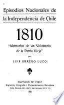 Episodios nacionales de la independencia de Chile