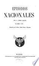 Episodios nacionales: El terror de 1824. Un voluntario realista