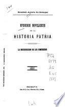 Episodios novelescos de la historia patria