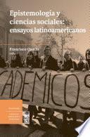 Epistemología y ciencias sociales