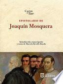 Epistolario de Joaquín Mosquera