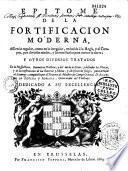 Epitome de la fortificacion moderna... y otros diversos tratados...
