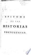 Epítome de las historias portuguesas