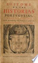 Epitome de las historias portvgvesas, dividido en quatro partes