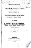 Epítome histórico de la gran villa de Fregenal, provincia de Andalucía Baja