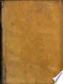 Epitome, o compendio de la suma, llmada nueua recopilacion y practica del fuero interior del P.F. Alonso de Vega, de la sagrada religion de los Minimos ... Primera [-segunda] parte. Compuesto por el mismo autor, conforme a la tercera y ultima impression que hizo de la dicha Suma, ..