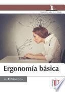 Ergonomía básica