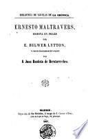 Ernesto Maltravers