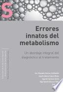 Errores innatos en el metabolismo