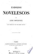 Esbozos novelescos de Luis Bonafoux