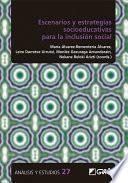 Escenarios y estrategias socioeducativas para la inclusión social