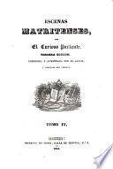 Escenas matritenses