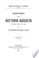 Escritores de la historia augusta
