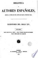 Escritores del siglo XVI, 1-2