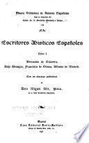 Escritores misticos españoles