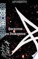 Escritos de Demonios