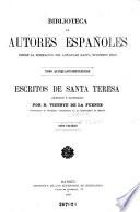 Escritos de Santa Teresa