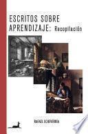 Escritos sobre aprendizaje: Recopilación