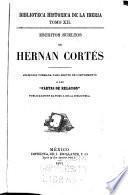 Escritos sueltos de Hernan Cortés