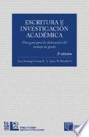 Escritura e Investigación académica 2 edición