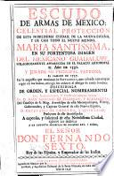 Escudo de armas de Mexico, celestial proteccion ...