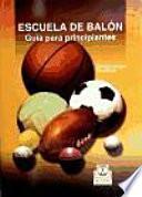 Escuela de balón