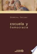 Escuela y democracia