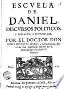 Escvela de Daniel