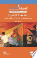 Esenciales OCDE Capital humano Cómo influye en su vida lo que usted sabe