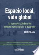 Espacio local, vida global