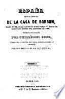 España bajo el reinado de la Casa de Borbón