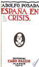 España en Crisis