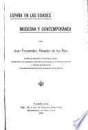 España en las edades moderna y contemporánea