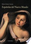 Españolas del Nuevo Mundo