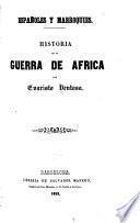 Españoles y marroquies