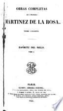 Espiritu del siglo 1844