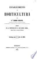 Establecimiento de Horticultura del Sr. Mario Graffi
