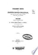 Establecimiento definitivo de las Instituciones inglesas cuando tuvo lugar,que es petición de derechoshabeas corpusy Bill de derechos