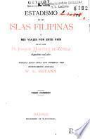 Estadismo de las islas Filipinas