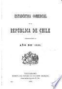 Estadistica comercial de la republica de Chile