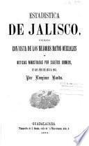 Estadistica de Jalisco
