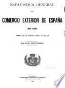 Estadistica General del Commercio Exterior de Espana