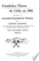 Estadística minera de Chile