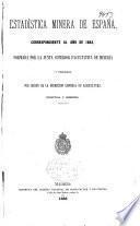 Estadística Minera de España
