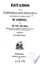Estados de la Confederación Jermánica