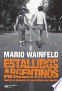 Estallidos argentinos