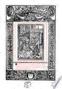 Estan eneste libro la hystoria nueua del bienauenturado padre y doctor & luz dela yglesia sant hieronymo: conel libro de su transito, & la hystoria de su traslacion: con la vida de santa Paula